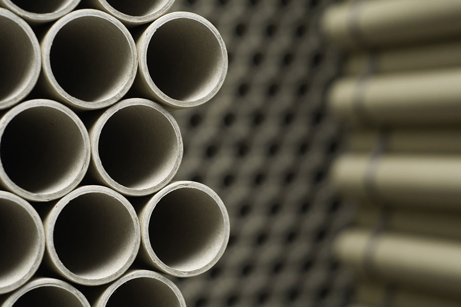TUBES FOR TEXTILE INDUSTRY